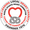 North Staffs Heart Commitee. This charity raises funds to provide equipment and facilities for research and treatment of heart disease in patients from North Staffordshire